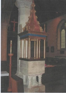 St Giles font scan